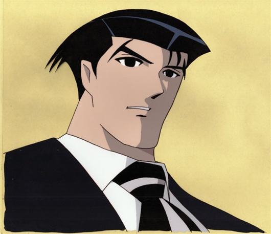 Big O Anime Characters : Ted s animation gallery big o the