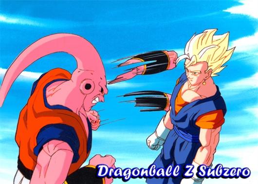 Dragonball Z Subzero - *SOLD*
