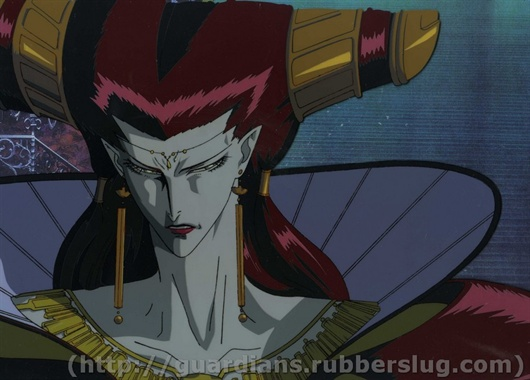 Guardians of Good - Vampire Hunter D Bloodlust