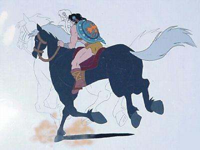 Onyx's Cel collection - Conan The Barbarian TV series