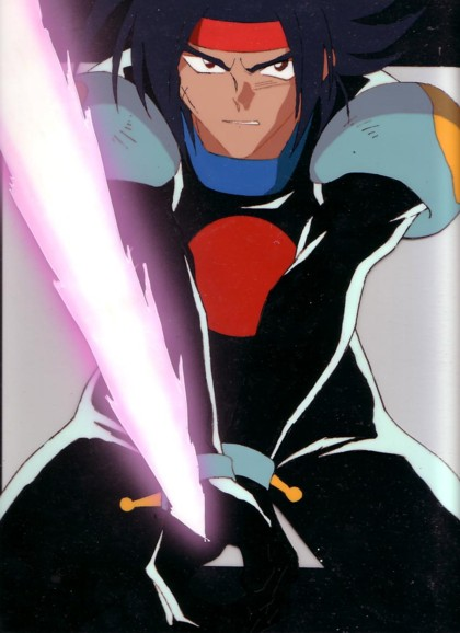 Renee 39 s cel gallery g gundam for Domon television