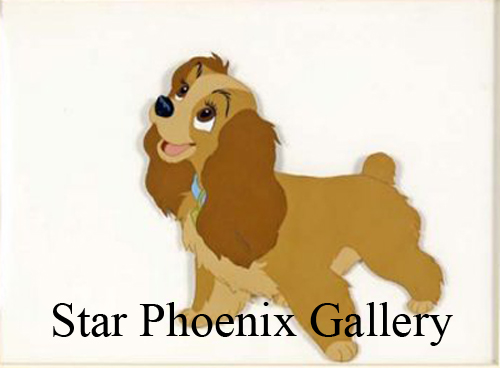 Related Pictures cast of lady and the tramp fine art print by walt ...
